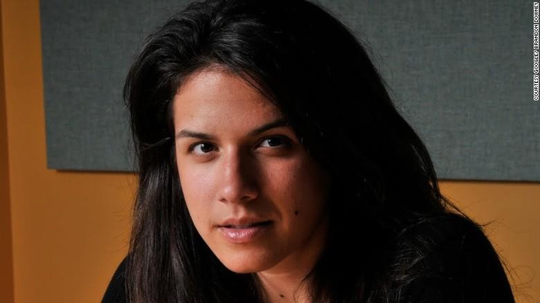 "Pariza Tabriz, detta ""Security Princess"""