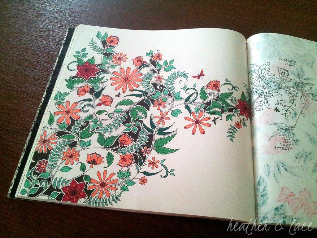 libri da colorare by sunblaze