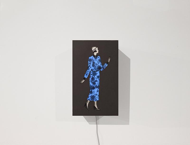 adeline sculture ponzi